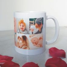Baby Photo Mug - Mother's Day Gift - Unique Gift For Mum, Mother, or Mummy